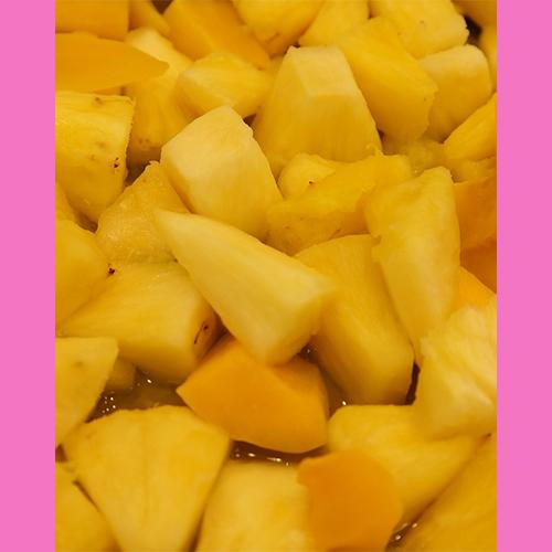 Frenzi Frozen Yogurt_Pineapple_Flavor