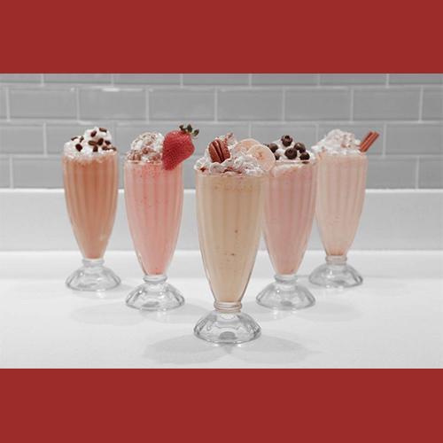 Frenzi Frozen Yogurt_Milkshakes
