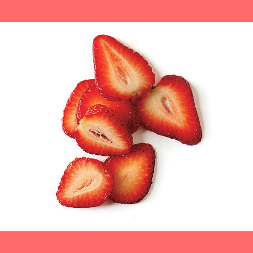 Frenzi Frozen Yogurt_StrawberryToppings