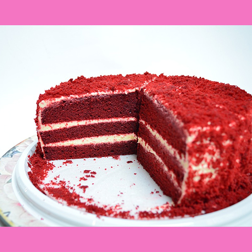 Frenzi Frozen Yogurt_Red_Velvet_Flavor