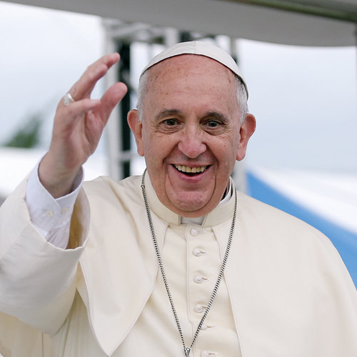 Frenzi Frozen Yogurt_Pope Francis Welcomes Spring With Free Ice Cream For The Homeless
