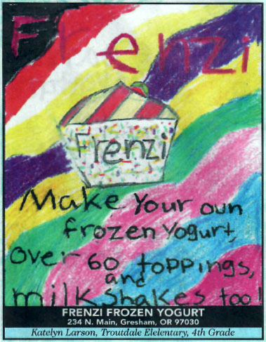 Frenzi Frozen Yogurt_Kids and Christmas_02