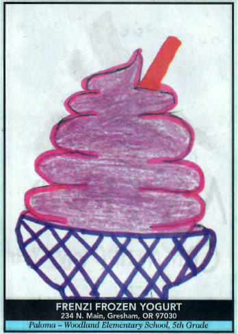 Frenzi Frozen Yogurt_Kids and Christmas_04