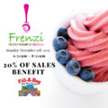 Help Stop Hunger at Frenzi's Fill-A-Bag Fundraiser!